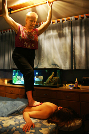 Bare Foot Massage Milwaukee
